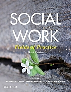 Social work : fields of practice