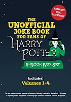 The unofficial Harry Potter joke book : great guffaws for Gryffindor