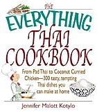 The Everything Thai Cookbook.