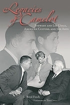 Legacies of Camelot : Stewart and Lee Udall, American culture, and the arts