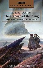 The return of the king : part III of The lord of the rings
