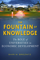 The fountain of knowledge : the role of universities in economic development