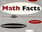 Math facts : survival guide to basic mathematics