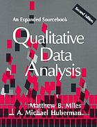 Quantitative data analysis : an expanded sourcebook.
