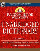 Random House Webster's Unabridged Dictionary.