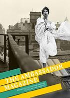 The Ambassador magazine : promoting post-war British textiles and fashion