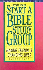 You can start a Bible study group : making friends, changing lives
