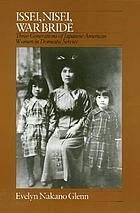 Issei, Nisei, war bride : three generations of Japanese American women in domestic service