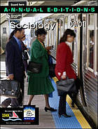Annual editions : sociology, 00/01