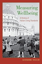 The puzzling well-being of italians.