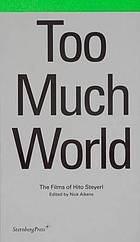 Hito Steyerl : too much world