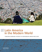 Latin America in the modern world