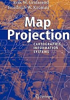 Map projections : cartographic information systems