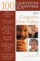 100 questions and answers about congestive heart failure