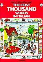 The first thousand words in Italian