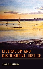 Liberalism and distributive justice