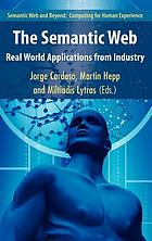 The semantic web : real-world application from industry