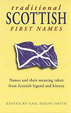 Traditional Scottish first names
