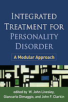 Integrated treatment for personality disorder : a modular approach
