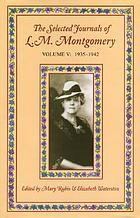 Selected journals of L.M. Montgomery. Vol. 5, 1935-1942