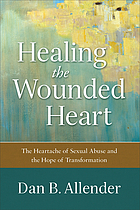 Healing the wounded heart : the heartache of sexual abuse and the hope of transformation
