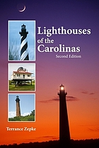 Lighthouses of the Carolinas : a short history and guide