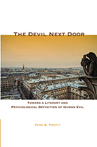 The devil next door : toward a literary and psychological definition of human evil