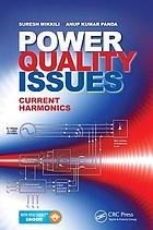 Power quality issues : current harmonics