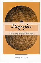 Ideographia : the Chinese cipher in early modern Europe