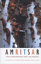 Amritsar : voices from between India and Pakistan