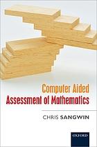 Computer aided assessment of mathematics