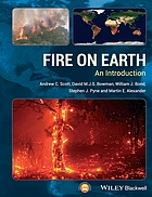 Fire on earth : an introduction