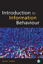 Introduction to information behaviour.