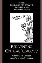 Reinventing critical pedagogy : [widening the circle of anti-oppression education]