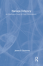 Navajo infancy : an ethological study of child development