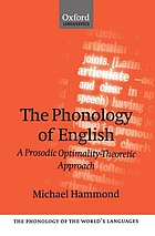Phonology of English, The.