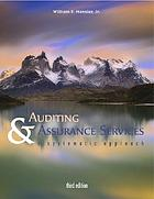 Auditing & assurance services : a systematic approach