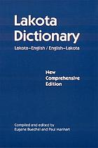 Lakota dictionary : Lakota-English/English-Lakota