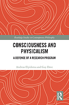 Consciousness and Physicalism A Defense of the Phenomenal Concept Strategy.