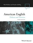 American English : dialects and variation