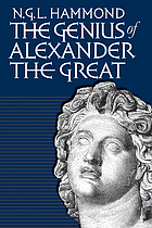 The Genius of Alexander the Great.