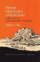 Prose sketches and poems, written in the Western country : with additional stories