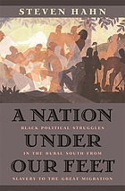 A nation under our feet : Black political struggles in the rural South, from slavery to the great migration