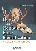 Human and nonhuman bone identification : a color atlas