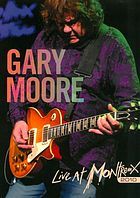 Gary Moore live at Montreux, 2010.