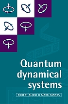 Quantum dynamical systems