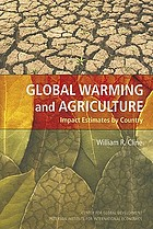Global warming and agriculture : end-of-century estimates by country