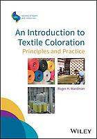 An introduction to textile coloration : principles and practice