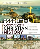 Book cover for Zondervan essential companion to Christian history