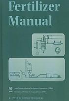 Fertilizer manual